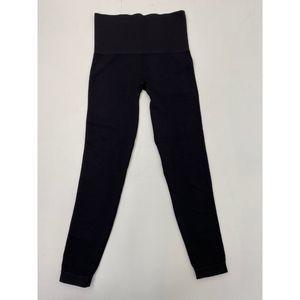 SPANX Women's Solid Leggings Pant Black Size M